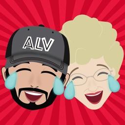 ALVMoji By Rosa Y Jaime Emojis