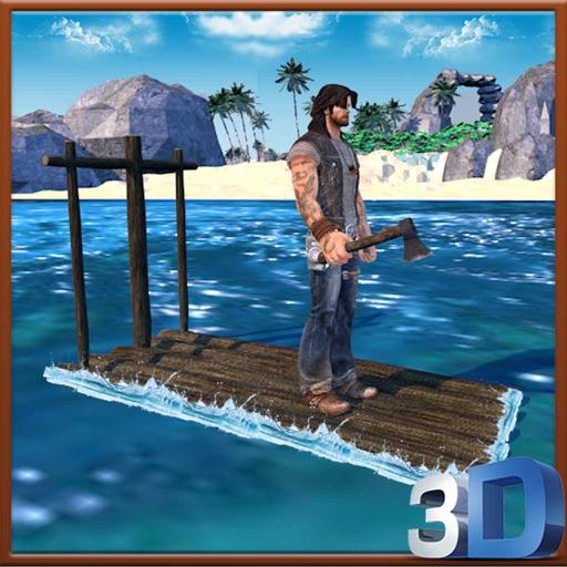 Adventure Escape on Raft Boat
