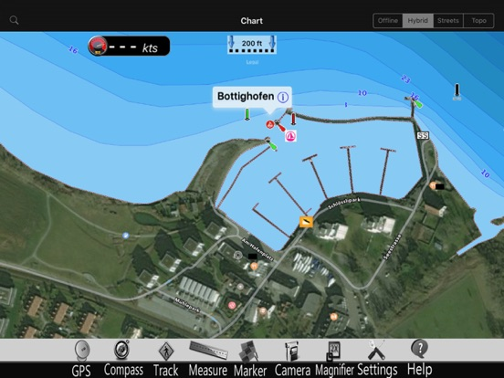 Lake Lucerne GPS Charts Pro screenshot three