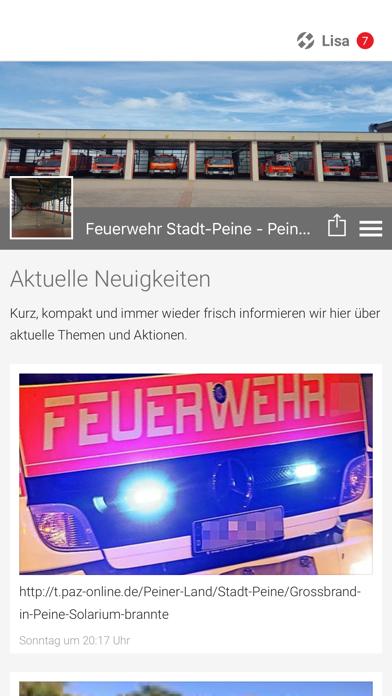 FF Peine screenshot one