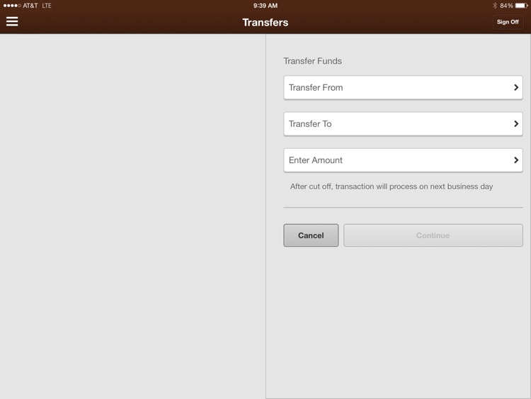 Oakworth Capital Bank iPad Version screenshot-3
