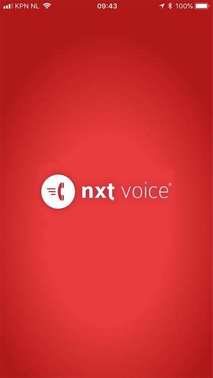 NXTvoice
