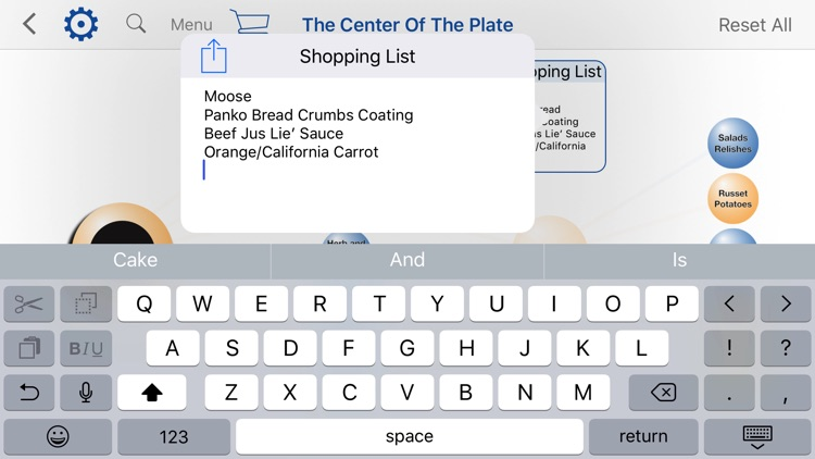 The Center of the Plate screenshot-3