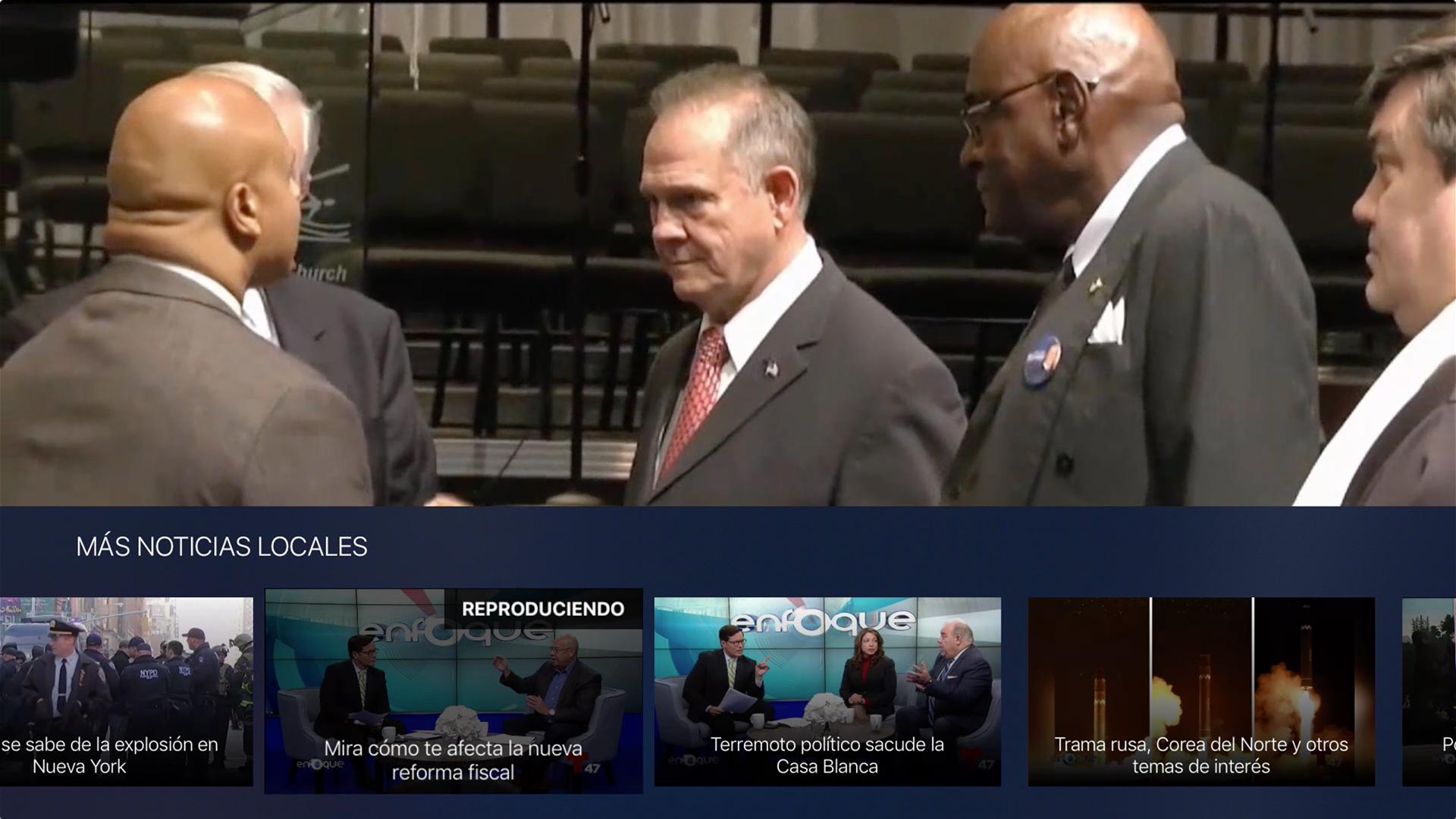 Telemundo 47 screenshot 16