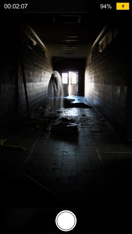 Ghost Cam AR by Martin Pellon