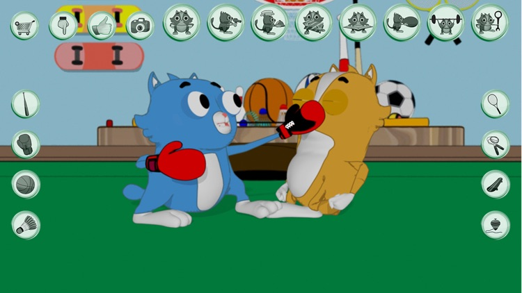 Talking virtual pet Oggy & Boo