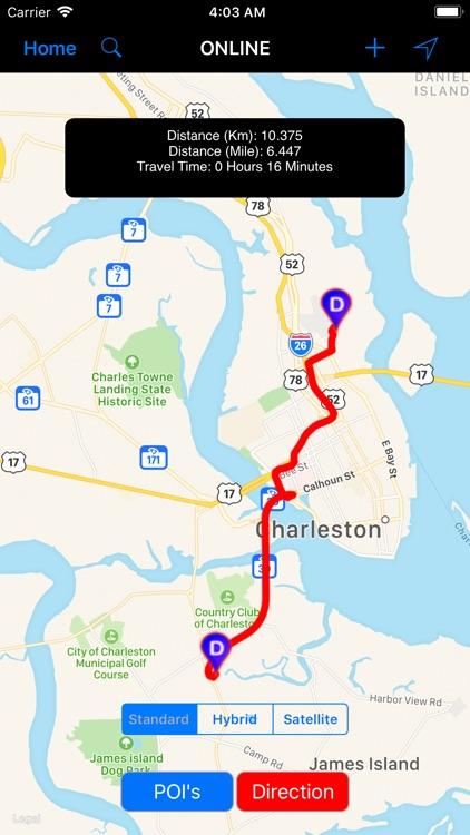 Charleston (South Carolina) screenshot-3
