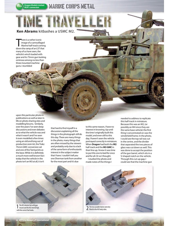 Military Modelcraft Int. screenshot 9