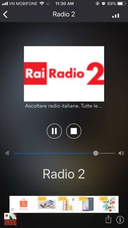 Italiane Radio Station screenshot-3