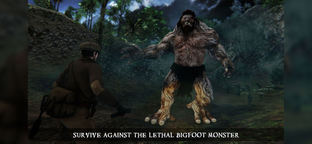 Bigfoot Monster Hunter Game Cheat Codes