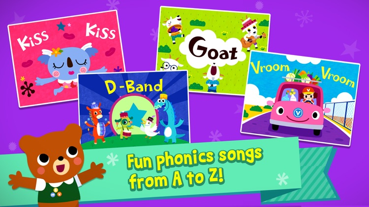 Pinkfong ABC Phonics