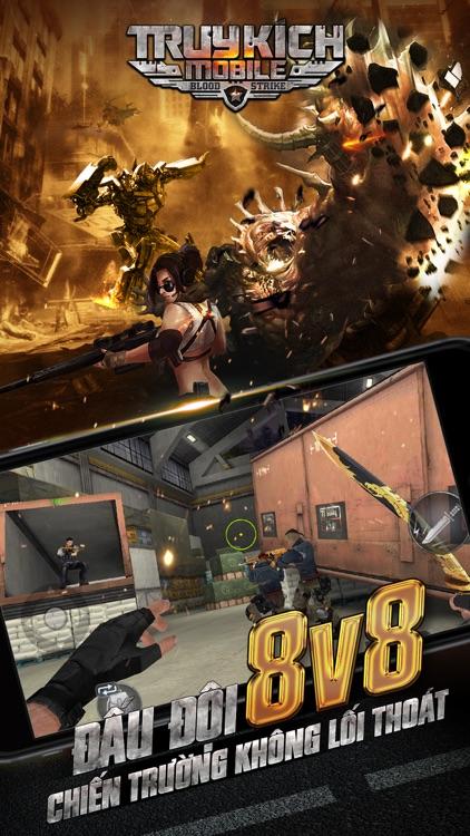 Truy Kích - Mobile screenshot-3