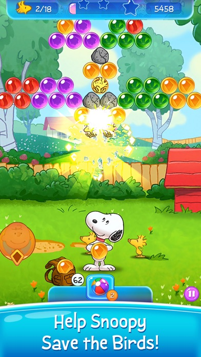 Snoopy Pop screenshot
