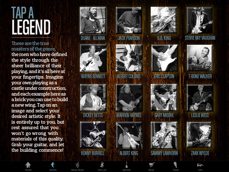 Blues Masters #1 screenshot-0
