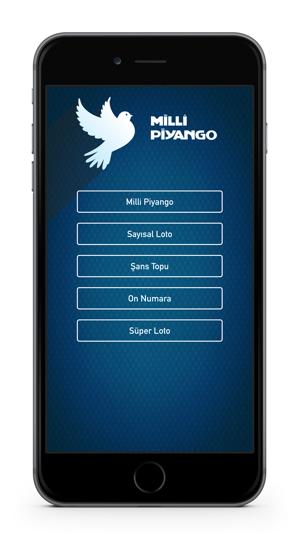 Piyango - Türkiye Screenshot
