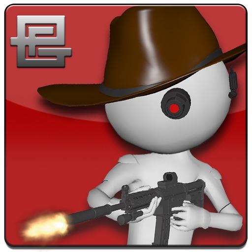 Stickman Robots Battle iOS App