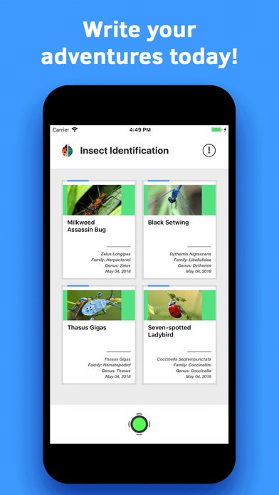 Insect Identification screenshot 3
