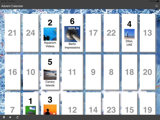 Advent Calendar 24in1 screenshot 3