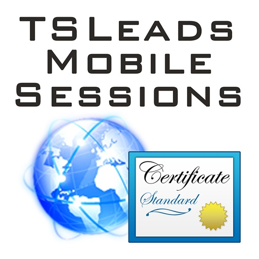 Download TSLeads Mobile Sessions free for iPhone, iPod and iPad