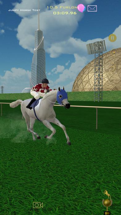 Jumpy Horse Racing screenshot three