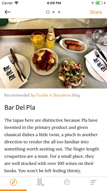 Foodie BCN screenshot-2