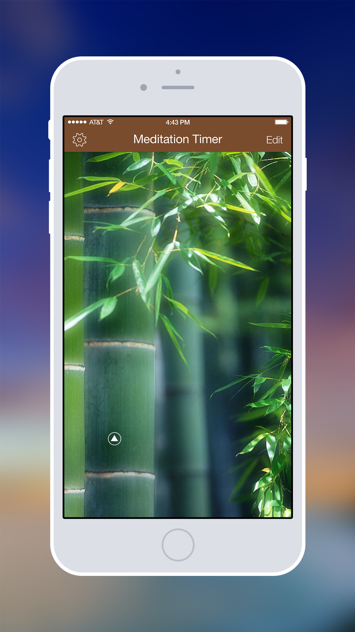 Pocket Meditation Timer Screenshot
