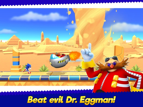 Sonic Runners Adventure screenshot #3