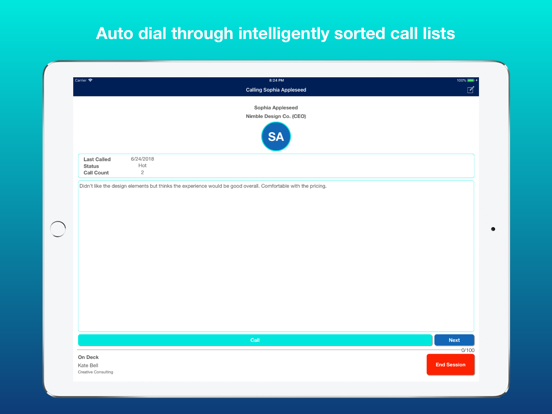 SwiftCall: Auto Dialer & CRM   App Price Drops