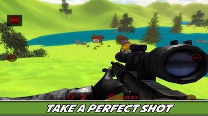 Master Sinper Wild Duck 3D screenshot 1