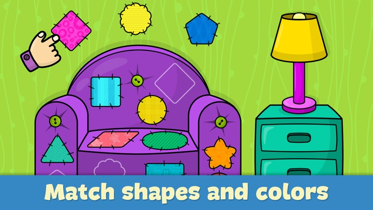 Toddler games for girls & boys screenshot-4