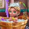 王子婴儿浴 - 好玩的游戏