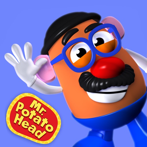 Mr Potato Head: Create & Play