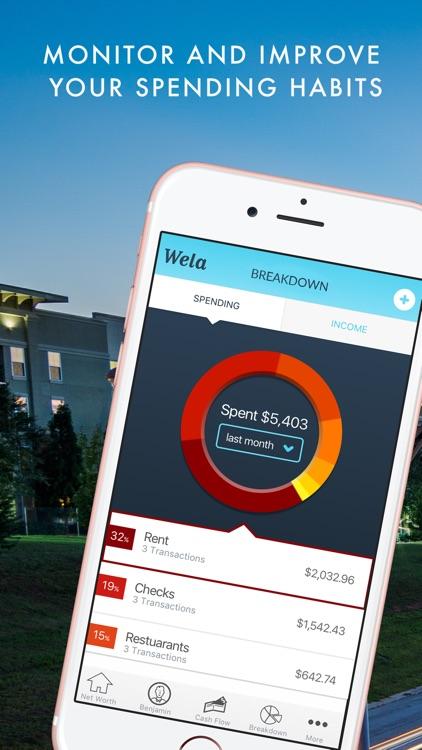 Wela - Financial Advisor, Money Manager, & Budget