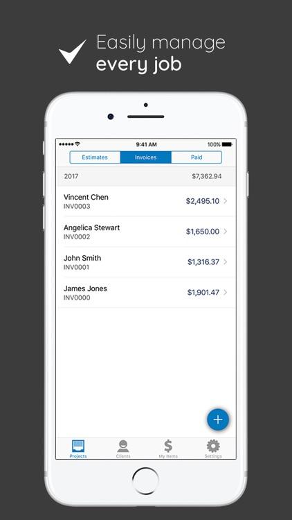 Invoice Simple screenshot-3
