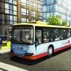 市公交车司机模拟器的3D