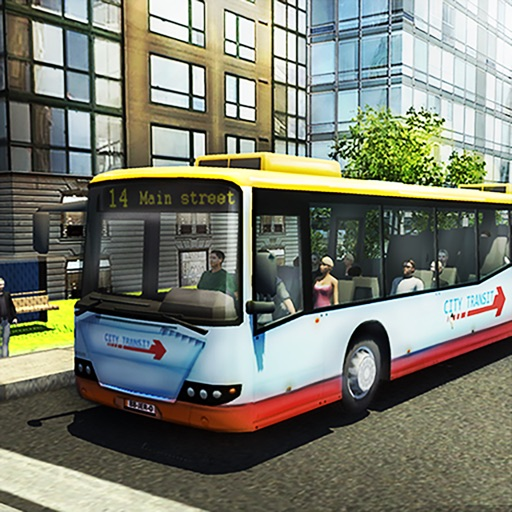 City Bus Driver Simulator 2018 iOS App