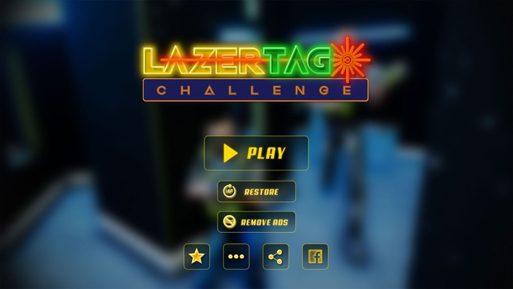 Lazer Tag Battle Field Champs