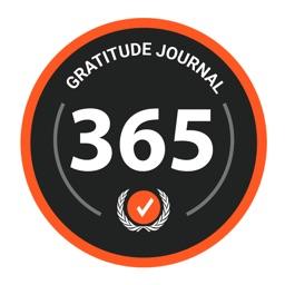 365 Gratitude: Diary, Journal