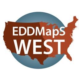 EDDMapS West