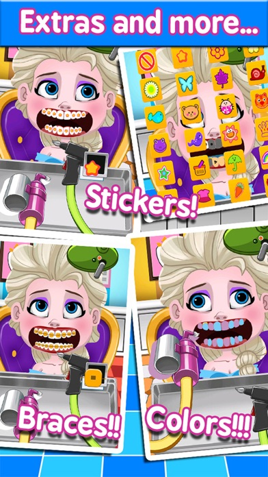 Dentist Princess Teeth Care free Resources hack