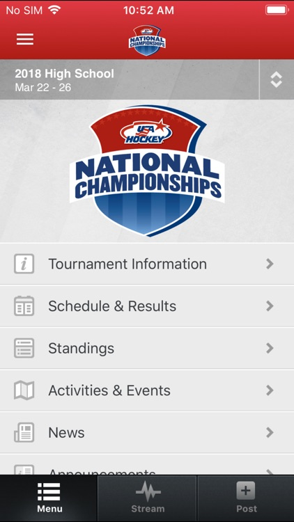 USA Hockey Youth Nationals