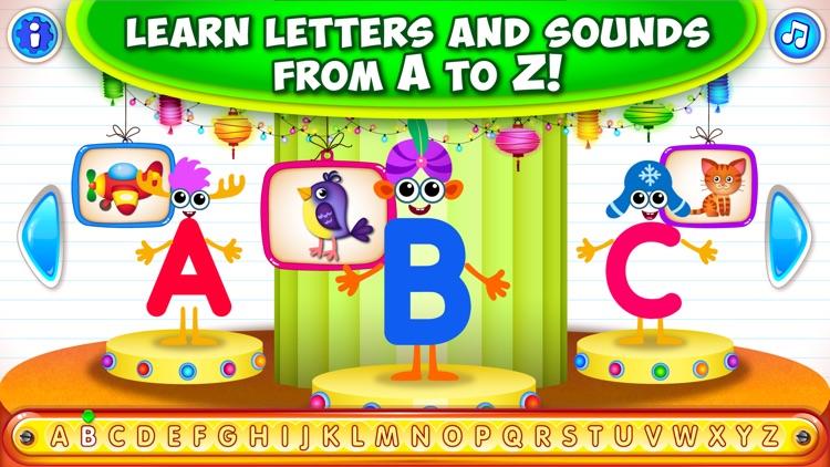 Alphabet for Kids ABC Games to screenshot-0