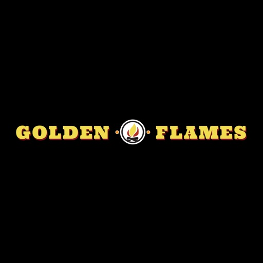 Golden Flames