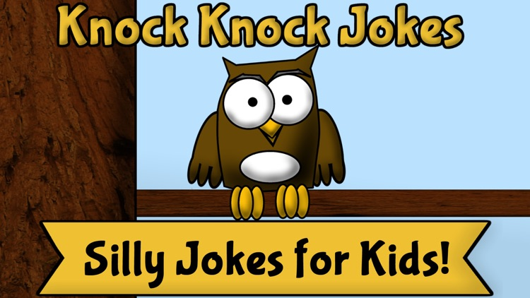 Knock Knock Jokes for Kids: The Best Jokes screenshot-0