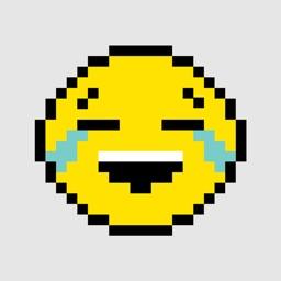 8-bit emojis