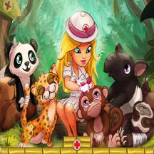 宠物爱心医院 - 早教的益智力游戏