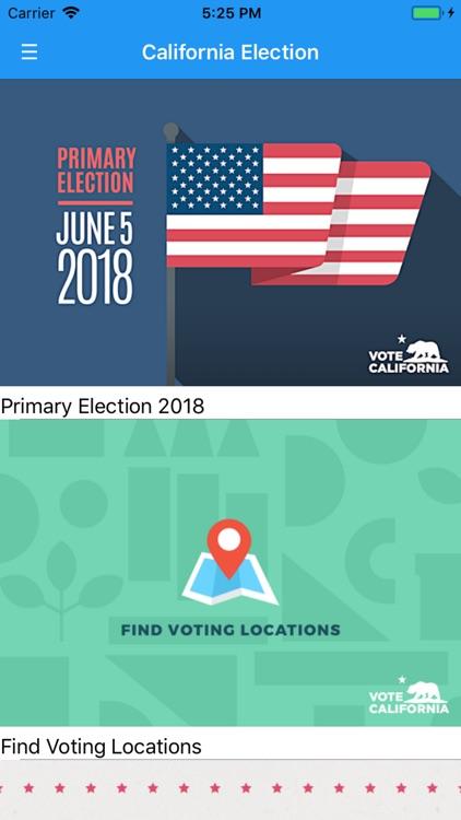 Vote California