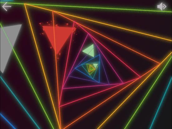 Trigono - dangerous triangles screenshot 6