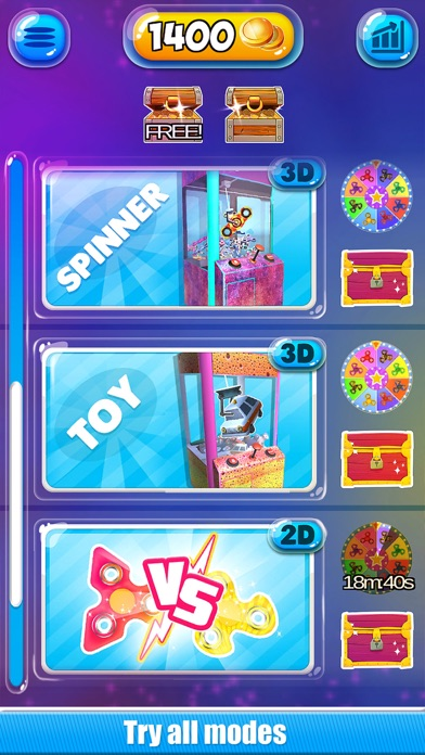Prize Machine Spinner Simulate screenshot two