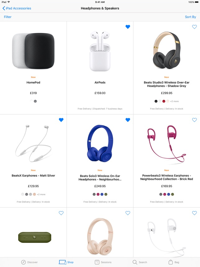 Apple Store on the App Store 23dc1fa754